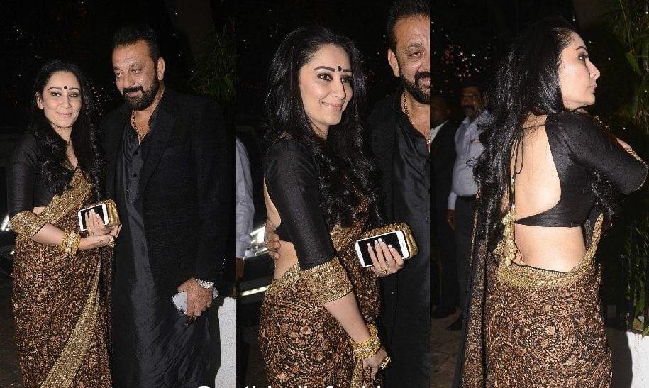 Manyata Dutt: Sanjay Dutt's wife Manyata Dutt beats Bollywood actresses in terms of style